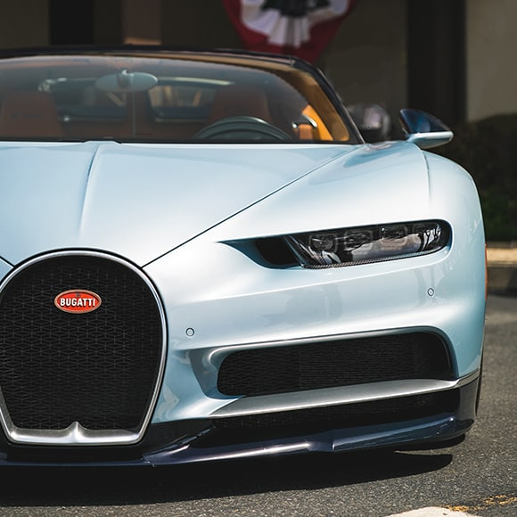 Bugatti to promote leading car insurance brokers Full-Time Cover